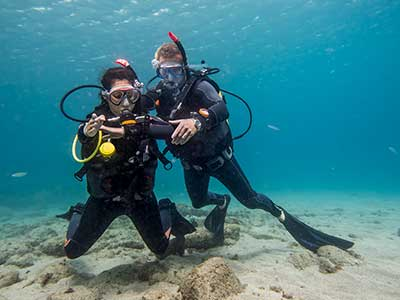 PADI Open Water Diver, Dive College Lanzarote, OWD, Playa Blanca, buceo