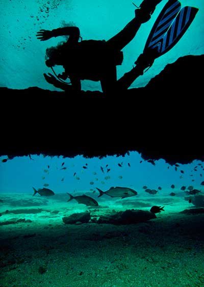 PADI Assistant Instructor Cours, Dive College Lanzarote