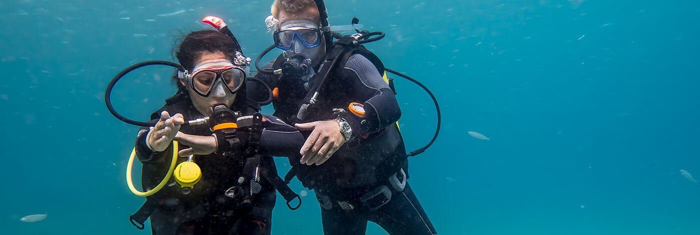 dive college lanzarote dive courses