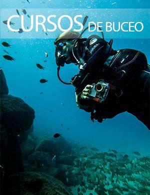 cursos de buceo Lanzarote