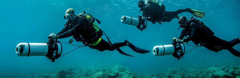 Certified Divers, Diving, Dive College Lanzarote