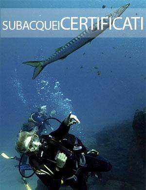 Subacquei certificati, immersioni , Dive College Lanzarote